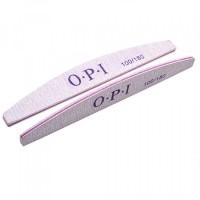 Пилка для ногтей полукруг OPI 100/180