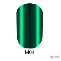 Гель-лак Naomi Metallic Collection M04, 6 мл