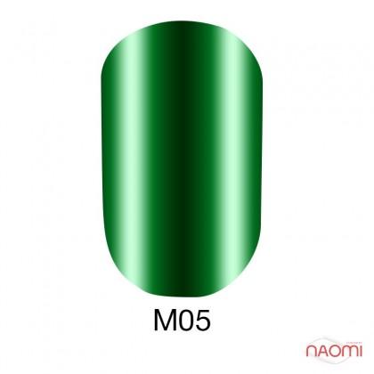 Гель-лак Naomi Metallic Collection M05, 6 мл