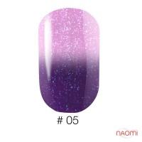 Гель-лак Naomi Thermo Collection 05, 6 мл