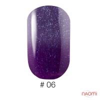 Гель-лак Naomi Thermo Collection 06, 6 мл
