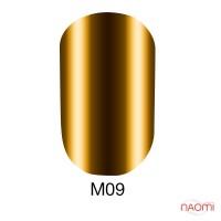 Гель-лак Naomi Metallic Collection M09, 6 мл