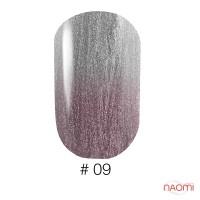 Гель-лак Naomi Thermo Collection 09, 6 мл