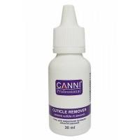 Ремувер для кутикулы витаминизированный CANNI, 30 мл