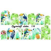 Слайдер-дизайн Crystaloff Slider 110