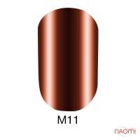 Гель-лак Naomi Metallic Collection M11, 6 мл