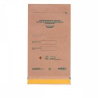 Крафт пакет для стерилизации 100х250 мм 1 штука