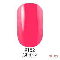 Гель-лак Naomi Neon Color 182 - Christy, 6 мл