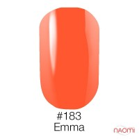 Гель-лак Naomi Neon Color 183 - Emma, 6 мл