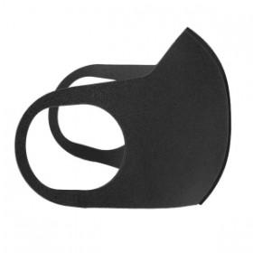 Многоразовая защитная маска PITTA MASK SponDuct BLACK Original
