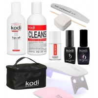 Подарочный набор для нанесения гель-лака Kodi Professional №1