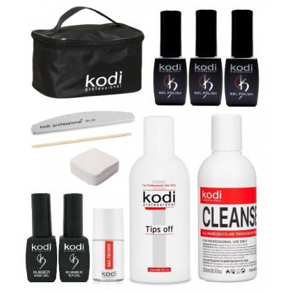 Закажите набор для гель-лака Kodi Professional №2 и получите 5% бонусов от суммы для оплаты следующего заказа