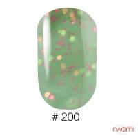 Гель-лак Naomi Candy Bar 200, 6 мл