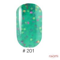 Гель-лак Naomi Candy Bar 201, 6 мл