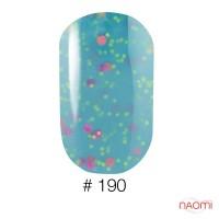 Гель-лак Naomi 6 мл Candy Bar 190