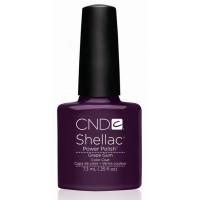 Гель-лак CND Shellac Grape Gum (фиолетовый яркий электрик), 7,3 мл