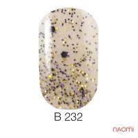 Гель-лак Naomi Brilliant Collection 232, 6 мл