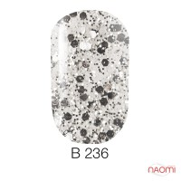 Гель-лак Naomi Brilliant Collection 236, 6 мл