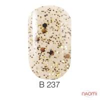 Гель-лак Naomi Brilliant Collection 237, 6 мл