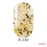 Гель-лак Naomi Brilliant Collection 239, 6 мл