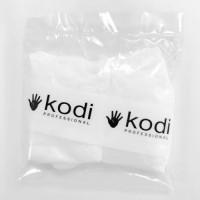 Одноразовые перчатки для маникюра с кремом и эмульсией Kodi Professional 30 г