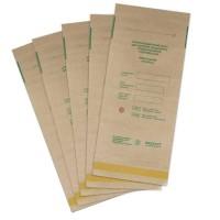 Крафт пакеты для стерилизации 100х200 мм 100 штук