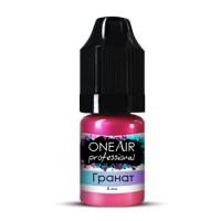 Перламутровая краска для аэрографии OneAir Professional (гранат), 5 мл