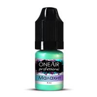 Перламутровая краска для аэрографии OneAir Professional (малахит), 5 мл