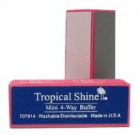 Бафф-полировщик четырехсторонний Tropical Shine