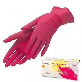 Перчатки нитриловые без пудры