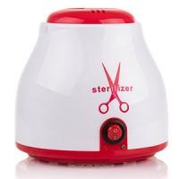 Гласперленовый стерилизатор (шариковый) красный