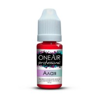 Краска для аэрографии OneAir Professional (алая), 10 мл