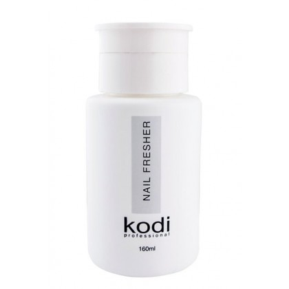Nail fresher KODI (обезжириватель) 160 мл. с помпой