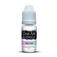 Краска для аэрографии OneAir Professional (белая), 10 мл