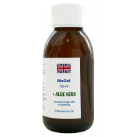 Биогель BIOGEL Aloe Vera размягчитель для педикюра и маникюра, 120 мл