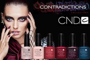 Новая коллекция CND Contradictions Collection: красота, построенная на контрастах