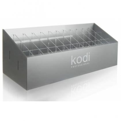 Подставка KODI для кистей и пилок (36 секций)