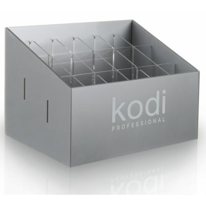 Подставка KODI для кистей и пилок (18 секций)