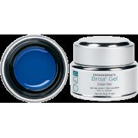 Гель для дизайна Brisa CND Blue Opaque Color, 14г