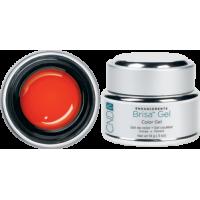 Гель для дизайна Brisa CND Orange Opaque Color, 14г