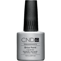 Гель для дизайна Brisa CND Paint Soft White Opaque, 12 мл