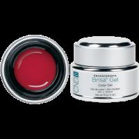 Гель для дизайна Brisa CND Red Opaque Color, 14г