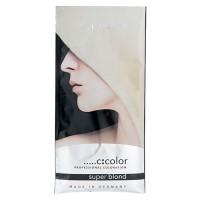 Порционный осветляющий порошок C:EHKO Super Blond, 60 мл
