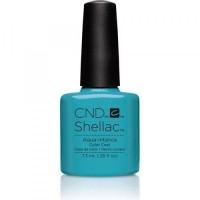 Гель-лак CND Shellac Aqua-intance (лазурно-голубой, эмаль), 7,3 мл