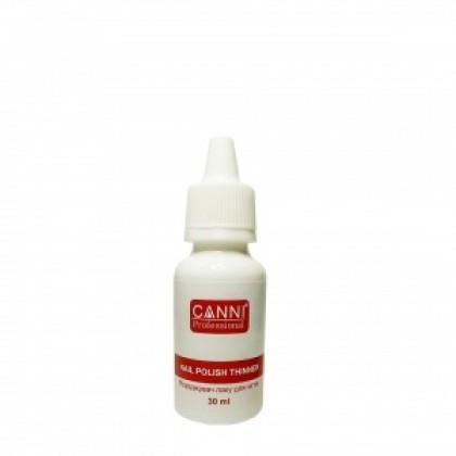 Закажите Nail polish thinner CANNI, 30 ml и получите 5% бонусов от суммы для оплаты следующего заказа