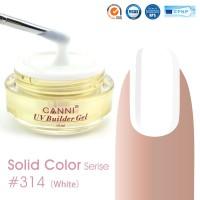 Canni UV Builder Gel White (белый) №314, 15 мл