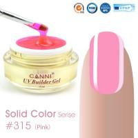 Canni UV Builder Gel Pink №315, 15 мл