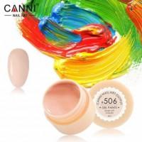 Гель-краска №506 CANNI (бледно-карамельная), 5 мл