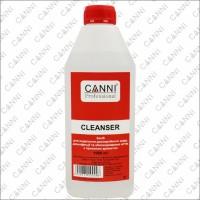 Средство для обезжиривания, дегидратации и снятия липкого слоя Cleanser 3 in 1 CANNI, 1000 мл