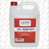Жидкость для снятия гель-лака Gel remover CANNI, 5000 мл